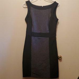 BCX color block dress
